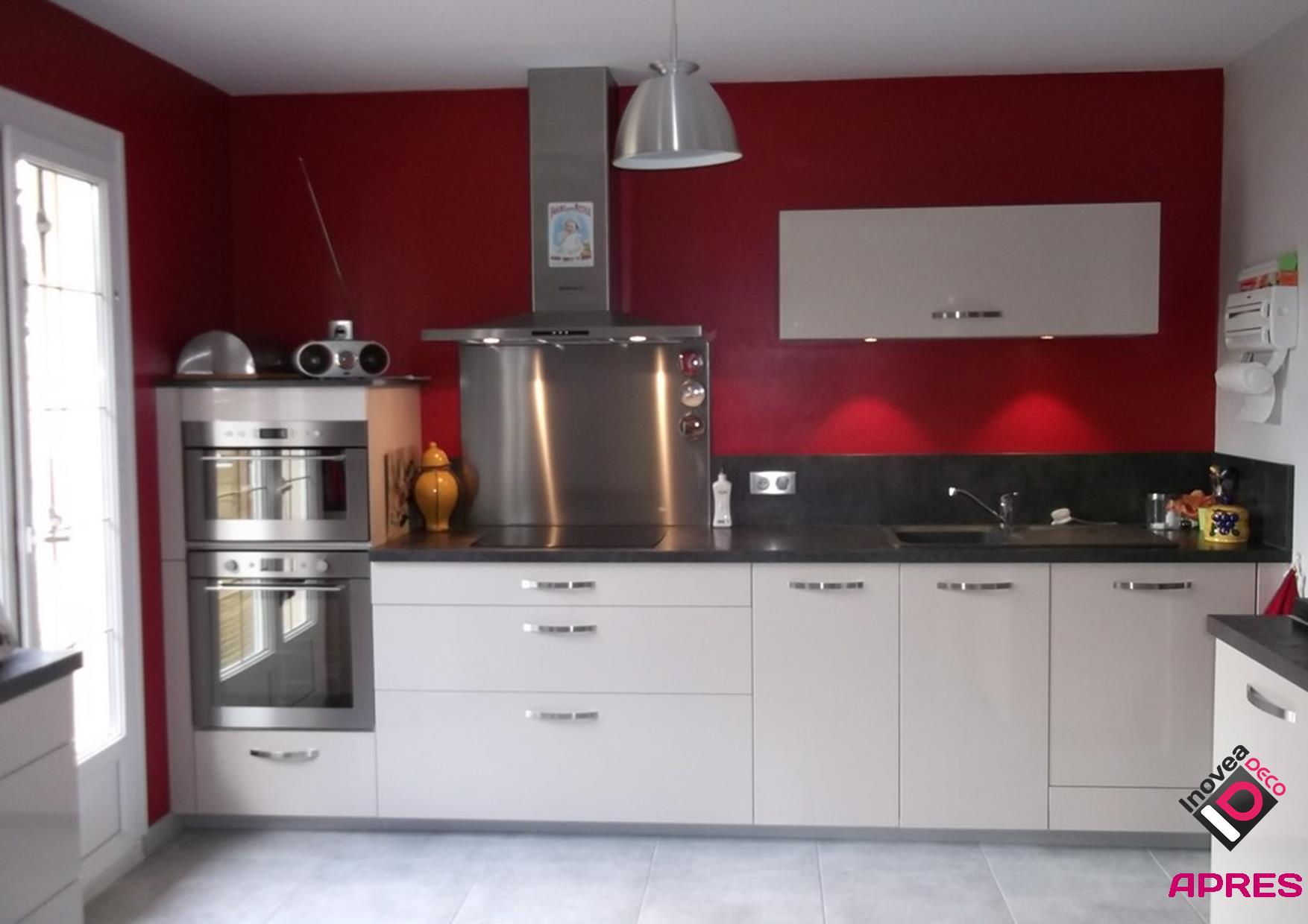Inoveadeco Decoration Et Amenagement Cuisine Et Sejour Quetigny 21